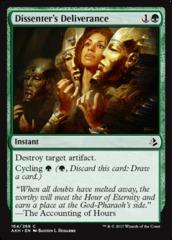 Dissenter's Deliverance - Foil