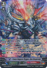 Frenzy Emperor Dragon, Gaia Desperado - G-BT10/015EN - RR