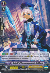 Knight of Encouragement, Hallborn - G-BT10/024EN - R