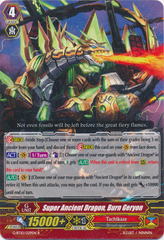 Super Ancient Dragon, Burn Geryon - G-BT10/029EN - R