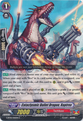 Cataclysmic Bullet Dragon, Raptrex - G-BT10/065EN - C