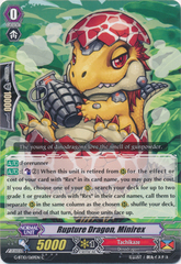 Rupture Dragon, Minirex - G-BT10/069EN - C