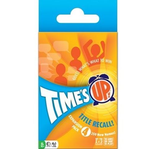 Times Up: Title Recall - Expansion 4