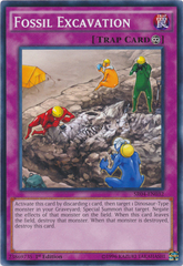 Fossil Excavation - SR04-EN032 - Common - 1st Edition