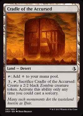 Cradle of the Accursed - Foil