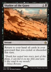 Shadow of the Grave - Foil