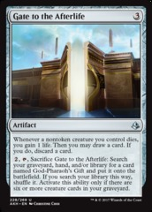 Gate to the Afterlife - Foil