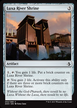 Luxa River Shrine - Foil