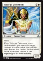 Vizier of Deferment - Foil