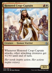 Honored Crop-Captain - Foil
