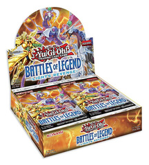 Battles of Legend: Light's Revenge Booster Box