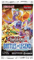 Battles Of Legend: Light's Revenge 1st Edition Booster Pack