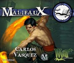 Arcanists 2E: Carlos Vasquez