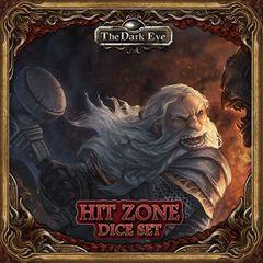The Dark Eye: Hit Zone Dice Set