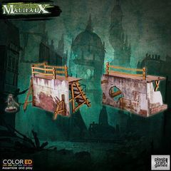 Plastcraft Colored: Old Town Barricades