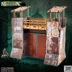 Plastcraft Colored: Quarantine Zone - Gate