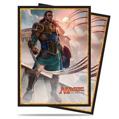 Ultra Pro - Magic The Gathering: Amonkhet - Gideon Deck Protector #1 (86545)