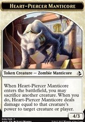 Heart-Piercer Manticore Token