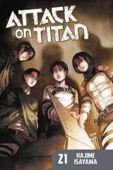 Attack On Titan Gn Vol 22