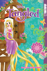 Disney Manga Tangled Graphic Novel