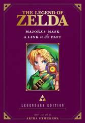 Legend Of Zelda Legendary Ed Gn Vol 03 Majora Mask Link Past