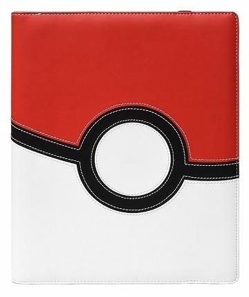 Ultra Pro - Binder Pro 9Pkt Pokemon Pokeball Ex