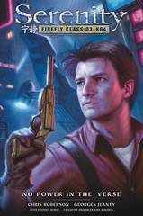 Serenity Hardcover Vol 05 No Power In The Verse