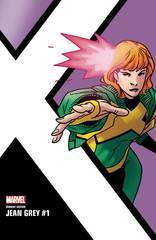 Jean Grey #1 Kirk Corner Box Var