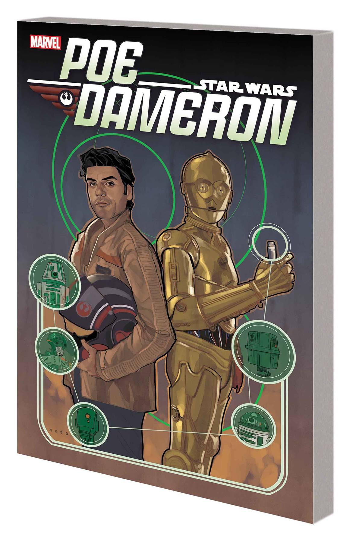 Star Wars Poe Dameron Tp Vol 02 Gathering Storm