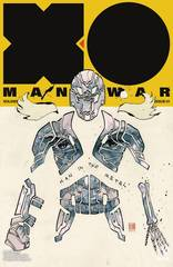 X-O Manowar (2017) #3 1:50 David Mack Cover D Variant