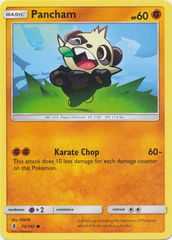 Pancham - 72/145 - Common