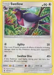 Swellow - 104/145 - Rare