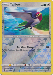 Taillow - 103/145 - Common - Reverse Holo