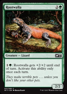 Rootwalla