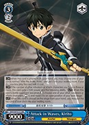 Attack in Waves, Kirito - SAO/S47-E112 - RR