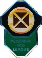 Battle Pyramid 2005 Pin (Pokemon League)