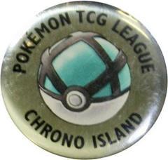 Chrono Island Pin (Pokemon League)