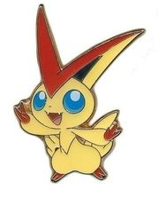 Victini Collector's Pin