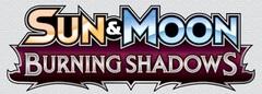Pokemon Sun & Moon: Burning Shadows Launch Box