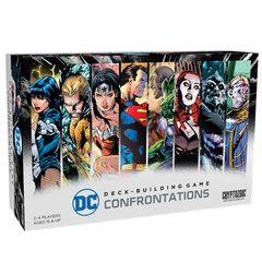 DC Comics - Deck Building Game Confrontations