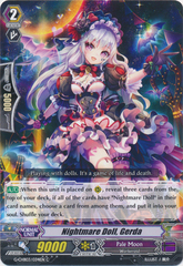 Nightmare Doll, Gerda - G-CHB03/034EN - C on Channel Fireball