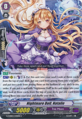 Nightmare Doll, Natalie - G-CHB03/040EN - C on Channel Fireball