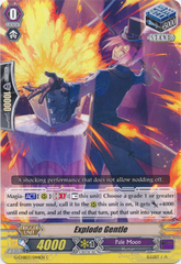 Explode Gentle - G-CHB03/044EN - C on Channel Fireball