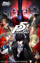 Weiss Schwarz: Persona 5 Booster Box on Channel Fireball