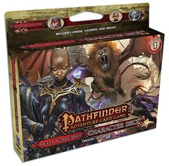 Pathfinder Card Game: Character Deck 1 - Hell's Vengeance