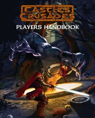 Castles & Crusades Players Handbook Hc 7Th Ed