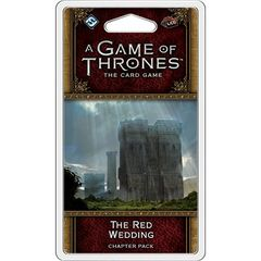 A Game Of Thrones (2nd Edition) Lcg: The Red Wedding Chapter Pack