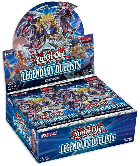 Legendary Duelists Booster Box