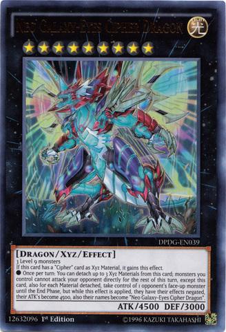 Neo Galaxy-Eyes Cipher Dragon - DPDG-EN039 - Ultra Rare