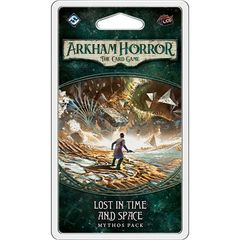 Arkham Horror Lcg: Lost In Time And Space - Mythos Pack